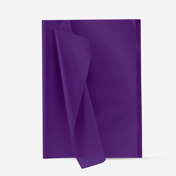 Seidenpapier lila 20er Set