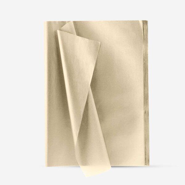 Seidenpapier creme 20er Set