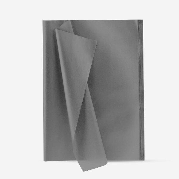 Seidenpapier grau 20er Set
