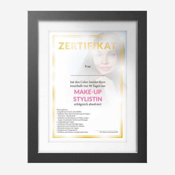 Make-up-Stylist Zertifikat - 10er Set