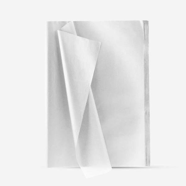 Seidenpapier weiß 20er Set