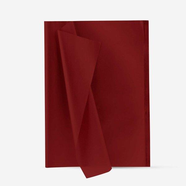 Seidenpapier rot 20er Set